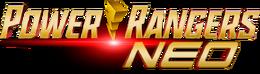 Power Rangers Neo logo (Hasbro)