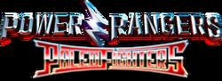Power Rangers Paleo Fighters logo