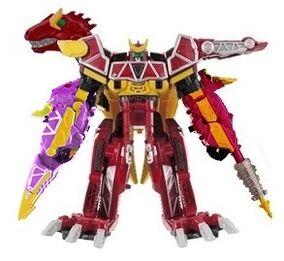 Allo-Spike Megazord