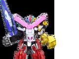 Gem Machine Megazord