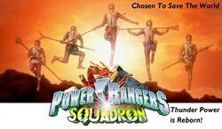 PR Squadron Poster