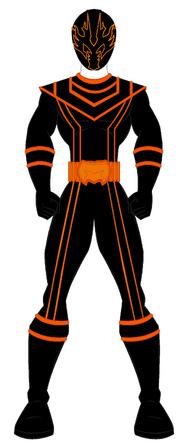 Power rangers mystic force black mystic ranger