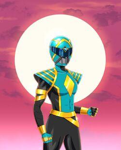 Omega Blue Ranger