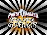 Power Rangers Samurai Strike