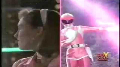 Mighty Morphin Power Rangers intro HD