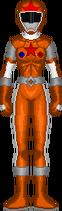 Orange Astro Voyager