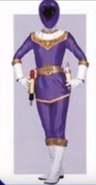 Purple Zeo Ranger