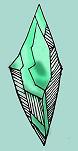 Kyubicrystal