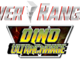 Power Rangers Dino UltraCharge (Starlina's Version)