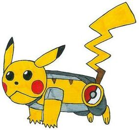 Pikachu zord