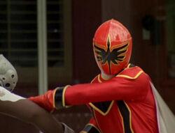 Red Mystic Ranger