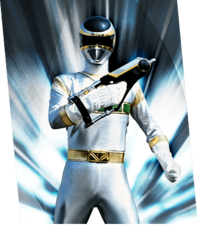 In-space-silver-ranger