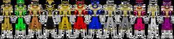 Vehicle Squad Rangers