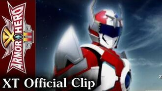 Armor Hero XT Theme Song - Official English Clip HD 公式 - 01