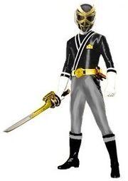 Black Samurai Ranger