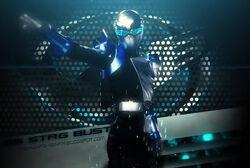 Jaycob - Silver Spy Force Ranger