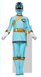 Wild Force Cyan Ranger-1-