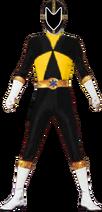 Black Lightspeed Ranger