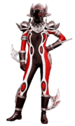 Crimson Viper Ranger