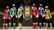 Pr super megaforce liveaction group 5531