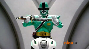 Green Mega Mode
