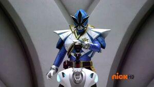 Super Blue Mega Mode