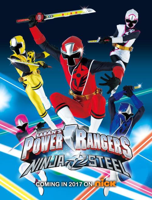 Power Rangers Ninja Steel Wiki Powerrangersserie Fandom Powered