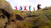 Galaxy Rangers in Super Megaforce