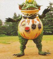 MMPR Terror Toad