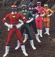 Turbo Rangers