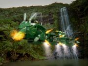 PRNS Dragonforce Vehicle