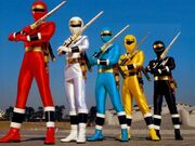 Sentai Kakurangers