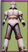 MMPR White Battleborg