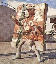MMPR Brick Bully