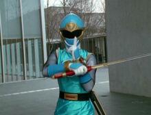 Blue Wind Ranger 2