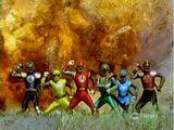 Ninja Rangers (Tormenta Ninja)