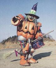 PRZ Pumpkin Sorcerer