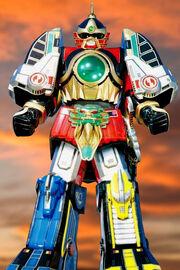 MMPR Thunder Megazord