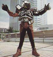 MMPR Showbiz Monster