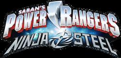 Power Rangers Ninja Steel logo