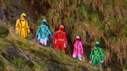Mystic Rangers in Super Megaforce