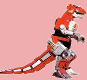MMPR Dinozord Tyrannosario