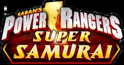 Power Rangers Super Samurai logo