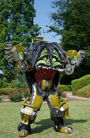 monstruos de power rangers: ninja steel/super ninja steel | wiki power rangers super sentai