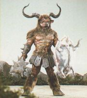MMPR Mighty Minotaur