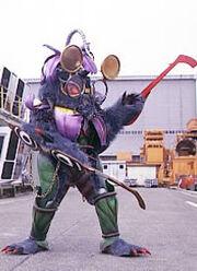 PRDT Horn-Rimmed Monster