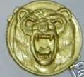 MMPR Moneda de poder ninja (Yellow Ranger)