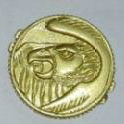 MMPR Moneda de poder ninja (White Ranger)