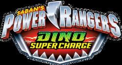 Power Rangers Dino Super Charge logo