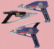 PRIS Astro Blaster